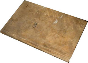 The calf-bound book 1792-1810