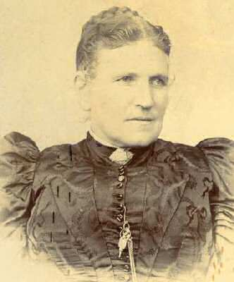Sarah Johnson (nee Pigott)