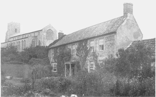 The Manor House in the early days