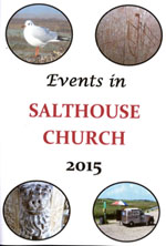 Exhibitions and Events for 2015 in Salthouse