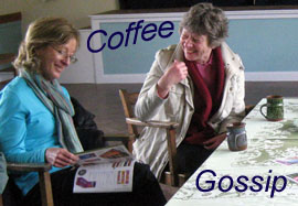 Latest Salthouse Coffee and Gossip