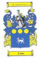 Lynn family crest from www.houseofnames.com