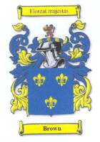 coat of arms from www.houseofnames.com