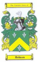 coat of arms from www.house of names.com