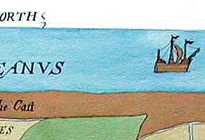 John Hunt's 1649 Salthouse Channel Map