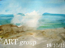 click here to see the latest of art group!