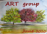 click on sarah's painting to see the June 2nd art group efforts
