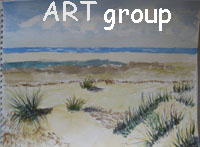 click here to see latest pictures  by salthouse Art group!