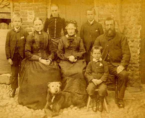 The young family of Henry High 1892