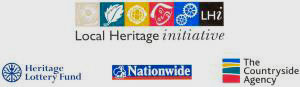 the Local Heritage complete Logo