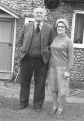 Freda and Alec Morse in Kelling