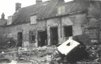 three cottages on the green destroyed by flood